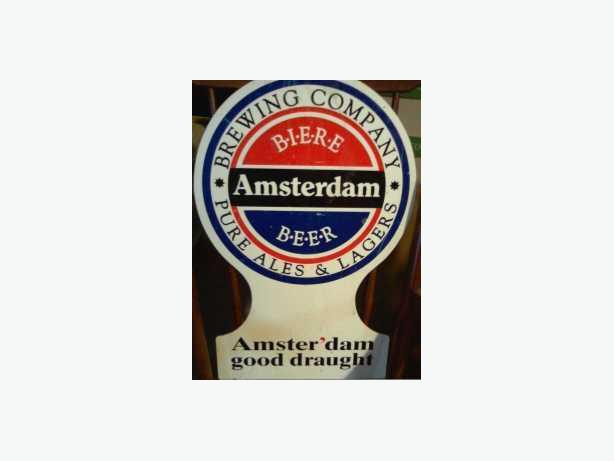 Amsterdam Brewing Company Sign