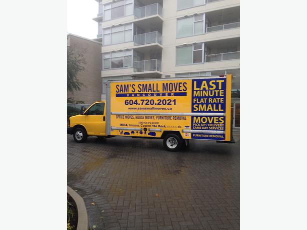 Estate Clean Out, Estate Clean Out, Sofa, Large TV, Junk Removal Vancouver