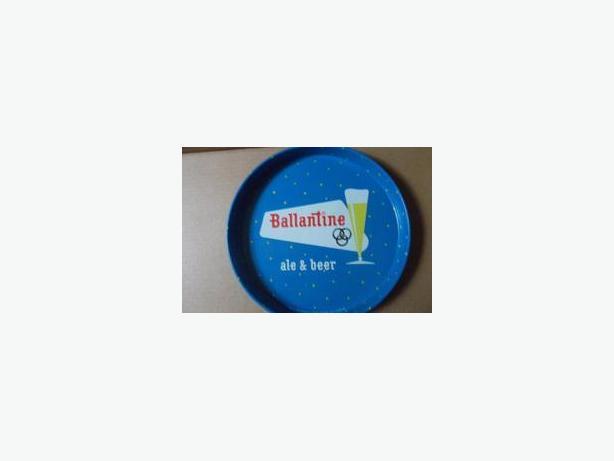 Ballantine Beer Serving Tray