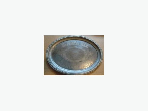 E.L Drewry Beer Serving Tray -