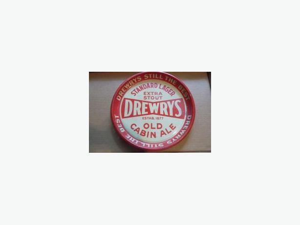 Drewry's Beer Serving Tray