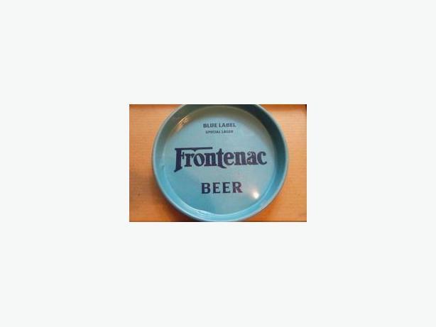 Frontenac Beer Serving Tray