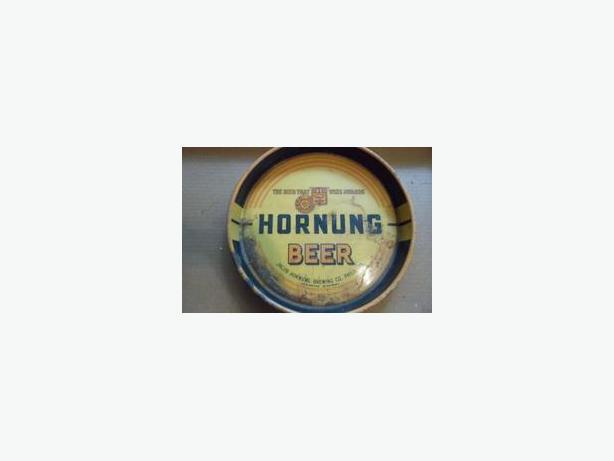 Hornung Beer Serving Tray