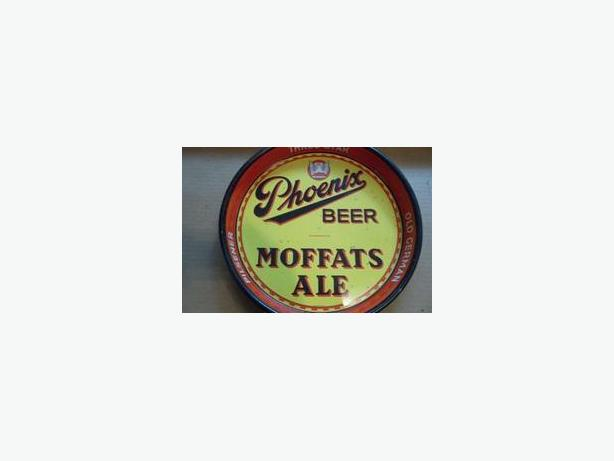Phoenix Beer-Moffats Ale Serving Tray