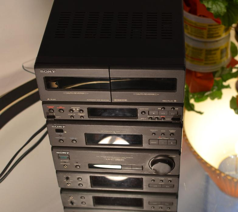 SONY MHC 2600 MINI SYSTEM MADE IN JAPAN Orleans Gatineau