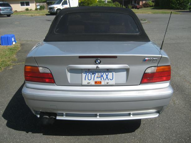 Convertible Bmw 321i Saanich Victoria Mobile