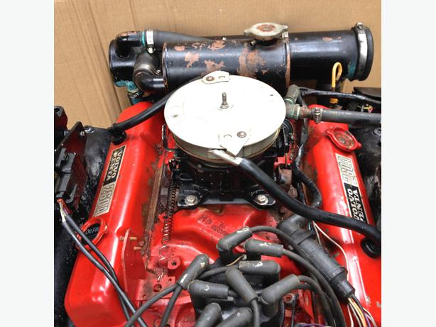 volvo penta 260a v-8 engine west shore: langford,colwood,metchosin,highlands, victoria volvo penta engine wiring diagram 260a volvo penta engine diagram