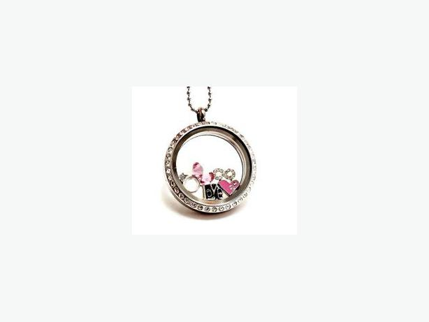 Lifestyle Lockets - Floating Charm Lockets