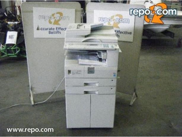 Ricoh Aficio MP2000 Photocopier (Stk# 21638)
