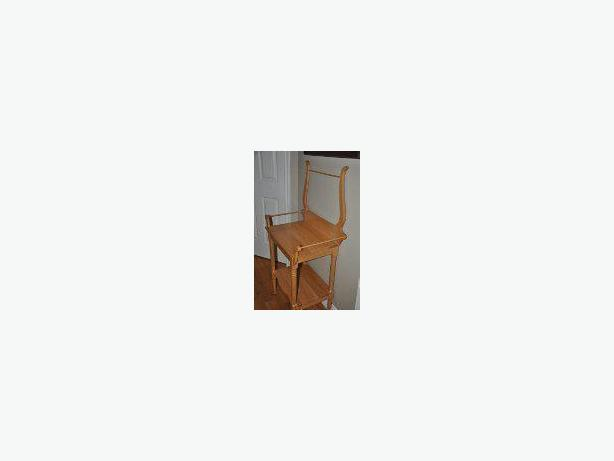 REDUCED - Commode - Solid Wood