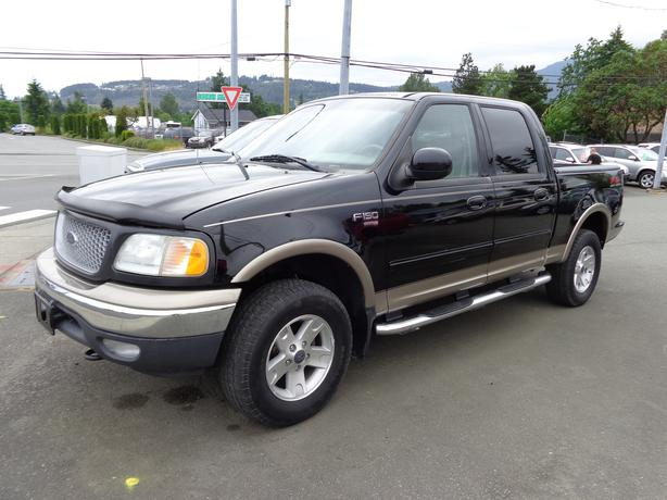 2002 ford f150 xlt lariat 4x4 crewcab shortbox central. Black Bedroom Furniture Sets. Home Design Ideas