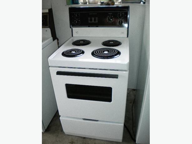ge white apartment size stove victoria city victoria