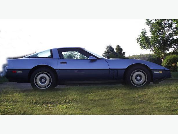 1984 Chevroloet Corvette