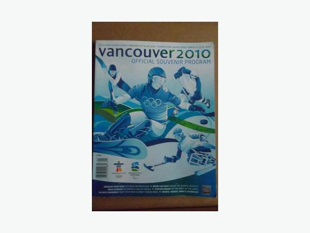 2010 Winter Olympic Games Program