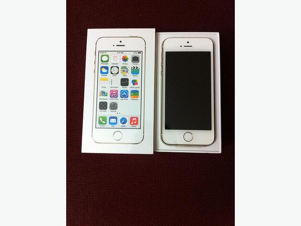 unlocked apple iphone 5s 32gb gold summerland okanagan. Black Bedroom Furniture Sets. Home Design Ideas