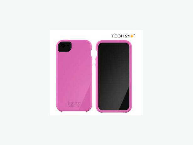 tech 21 iphone 5s case iphone 5 5s tech 21 d30 pink impact shell 4274
