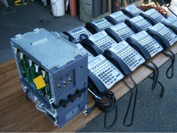 NEC Electra Elite 1PK Phone System (Stk# 23914)