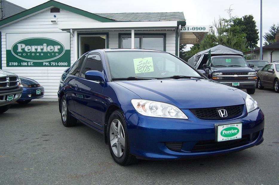 2005 honda civic si g 2dr coupe 5spd central nanaimo nanaimo   mobile