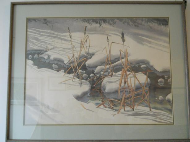 Jack Reid Framed Signed & Numbered Limited Edition Art Print