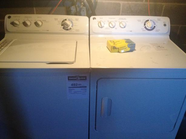 4 Month Old Ge Washer And Dryer For Sale Quot Open To Offers
