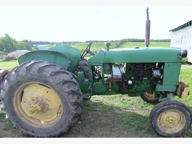 1010 John Deere Rims : John deere tractor outside sault ste marie