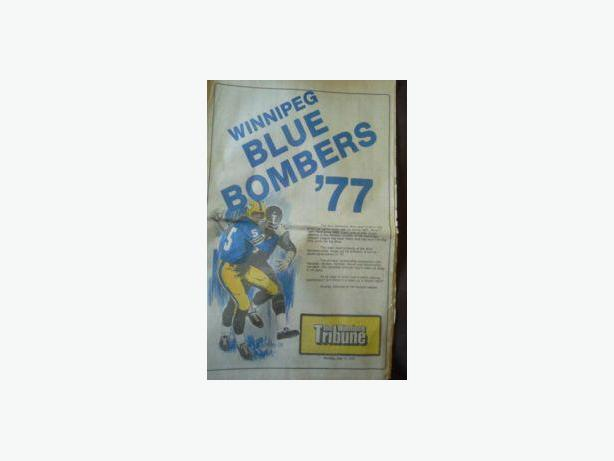 Winnipeg Blue Bombers Season Preview Newspapers