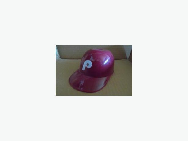 1980's-90's Dairy Queen sundae baseball batting helmets