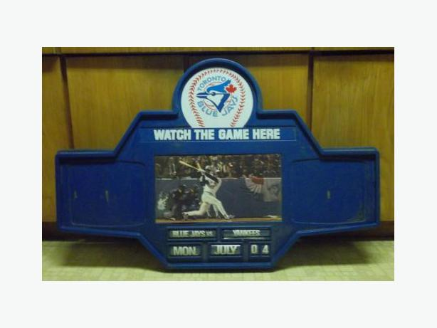 Toronto Blue Jays Sign