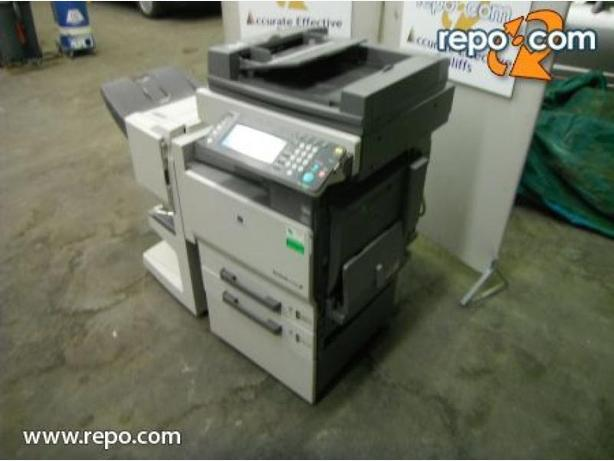 2006 Konica Minolta Bizhub C250 Colour Photocopier (Stk#22737)