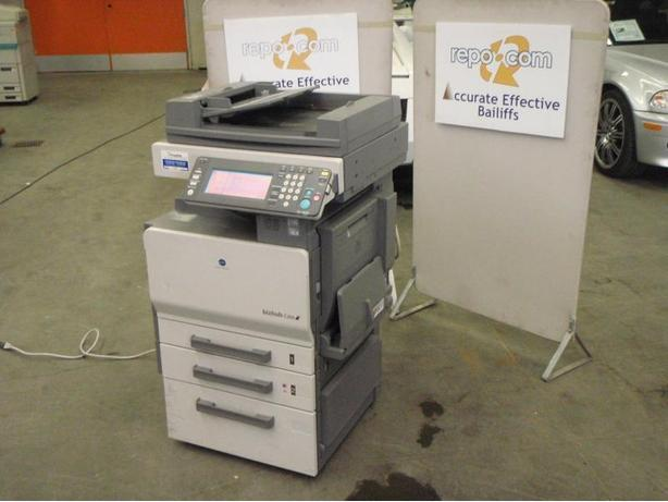 Konica Minolta Bizhub C250 Colour Photocopier (Stk# 24716)