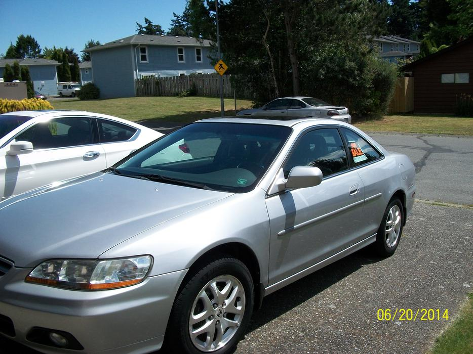 2001 honda accord v6 2 door coupe automatic fully loaded saanich victoria. Black Bedroom Furniture Sets. Home Design Ideas