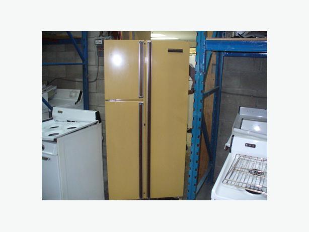 Frigo 3 portes fridge 3 doors montreal montreal - Stickers frigo 2 portes ...