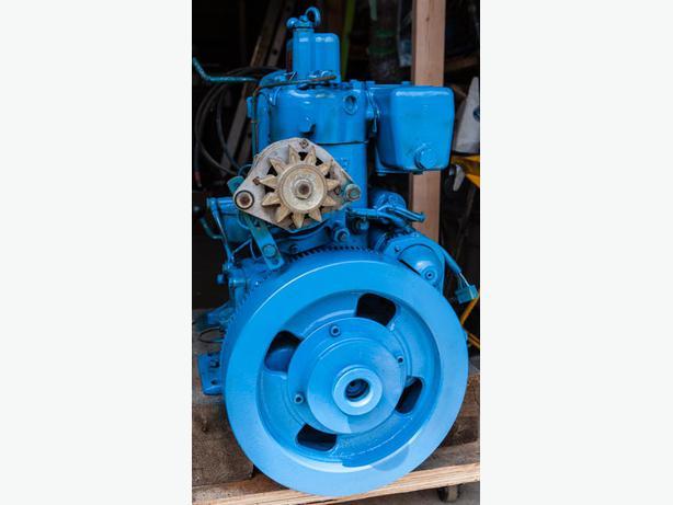 Marine Diesel Engine 10 Hp Sabb Model G Central