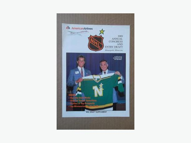 1989 NHL Draft Supplement