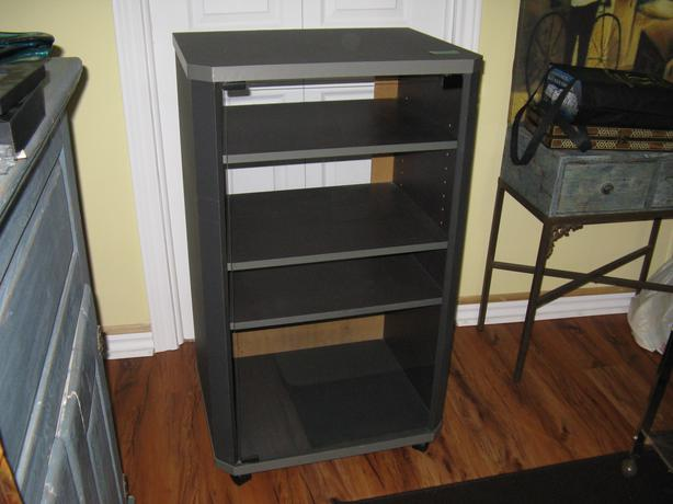 awesome deal, stereo cabinet with glass door gloucester, ottawa