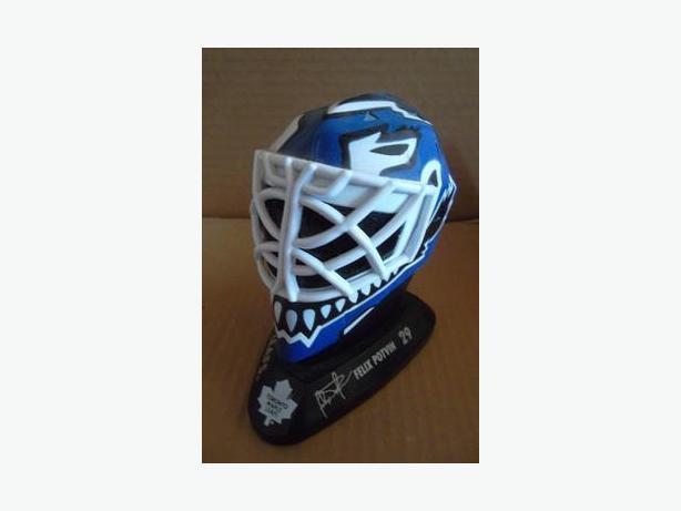 1996 McDonald's Goalie Masks