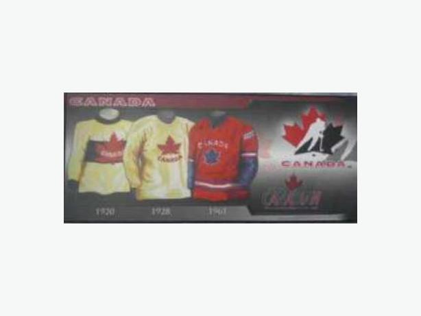 Team Canada Hockey wall plaque