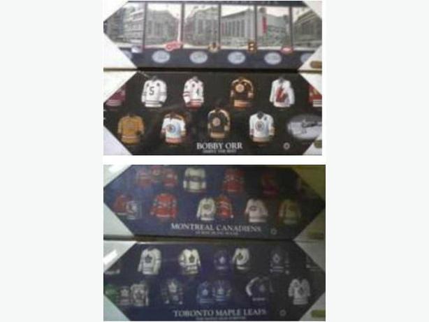 Hockey wall plaques