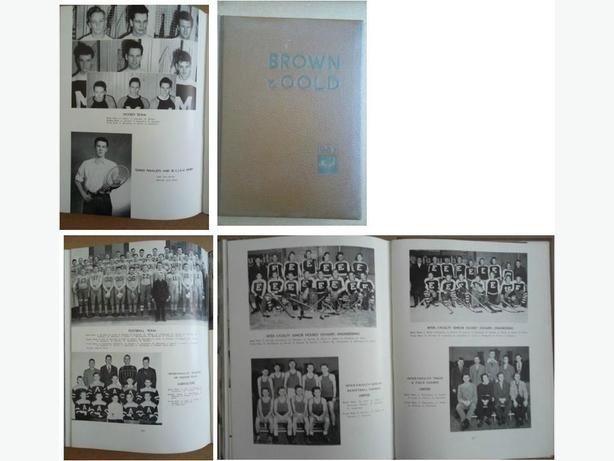 1947 University of Manitoba Yearbook (Don Raleigh)