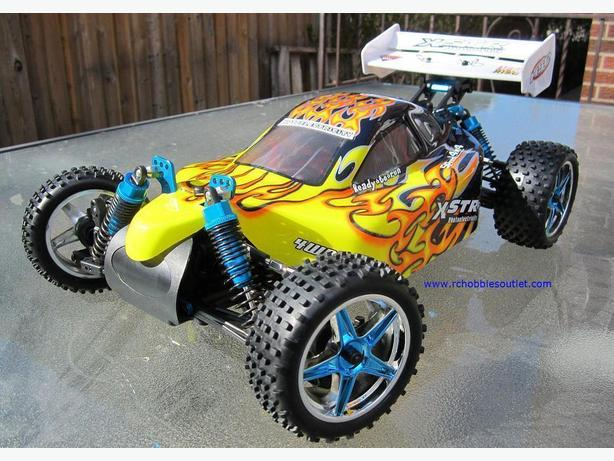 New RC Buggy/ Car - Brushless Electric 2.4G 4WD 1/10 Scale