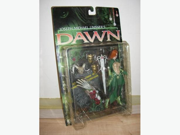 "New Collectible ""Spawn"" Action Figure"