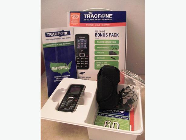 Disposable Tracfone (USA only)