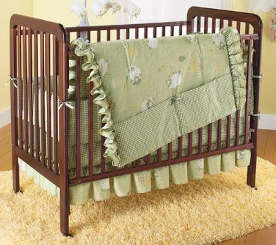 Crib Bedding Set Montreal