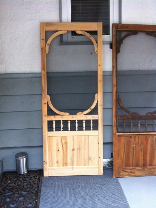 Country Screen Doors : Decorating country screen doors inspiring photos