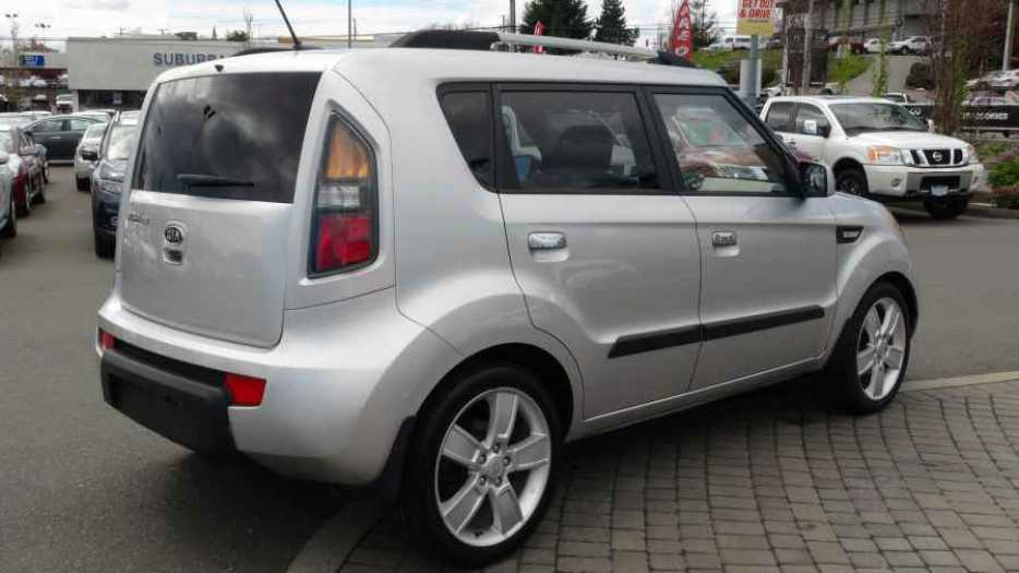 Kia Dealership Long Island >> 2010 Kia Soul Outside Nanaimo, Nanaimo - MOBILE