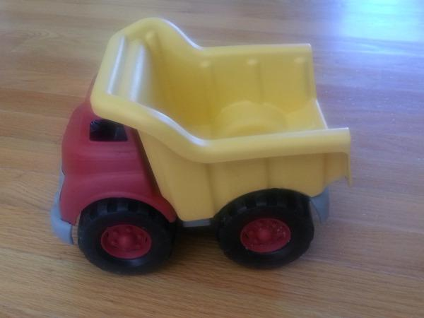 Toys For Trucks Green Bay : Large green toys dump truck saanich victoria