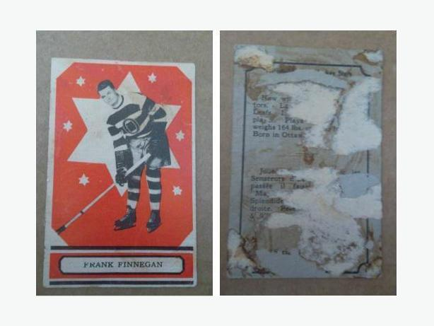 1933/34 OPC Frank Finnegan (Ottawa Senators)