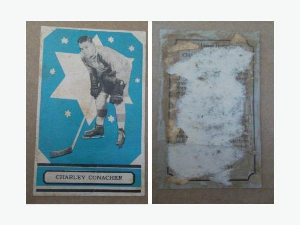 1933/34 OPC Charlie Conacher (Toronto Maple Leafs)