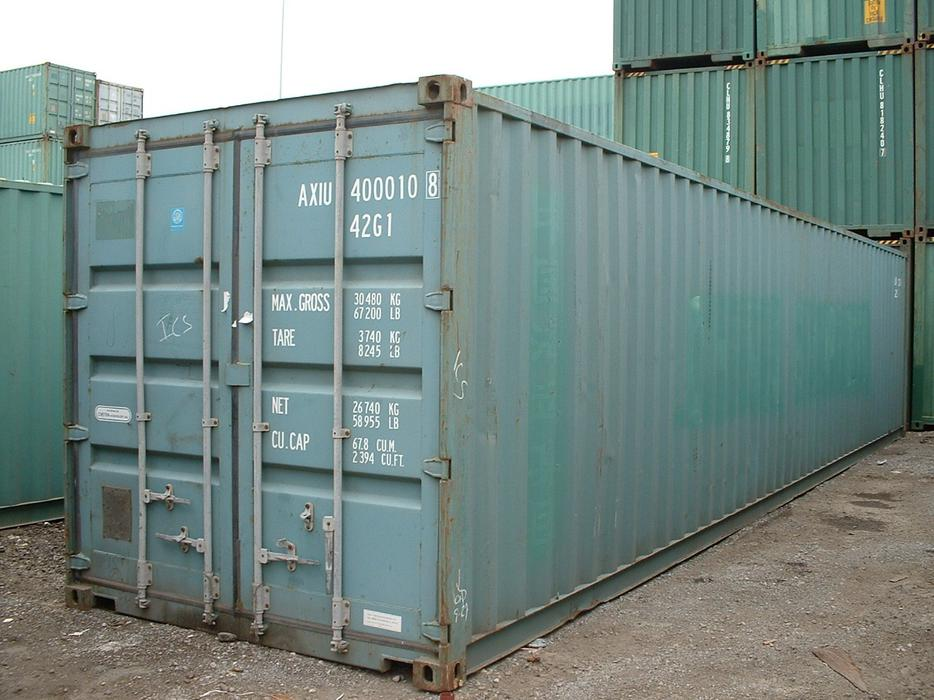 New or USED STEEL SHIPPING CONTAINERS FOR RENT & SALE ...