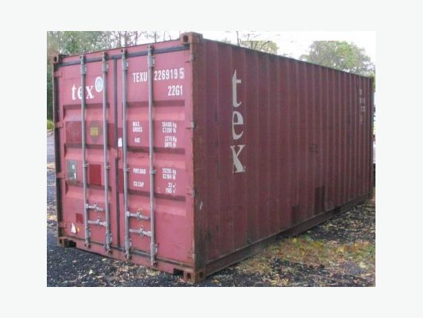 STEEL SHIPPING CONTAINERS FOR RENT & SALE!!!!